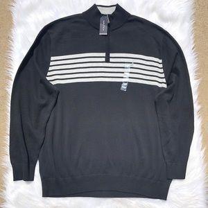 NWT Nautica 1/4 Zip Sweater